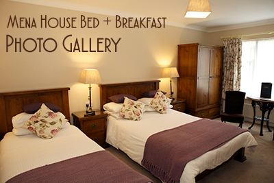 Mena House B&B, Kilkenny City, Ireland
